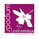 Logo Spadium Zen Violet