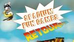 Spadium Fun Games : le retour…