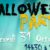 Halloween Party – Mercredi 31 Octobre – 14h30 à 16h30