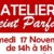 "Atelier ""Teint parfait"" Samedi 17 Novembre"