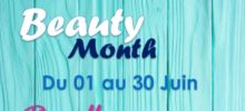 BEAUTY MONTH – JUIN