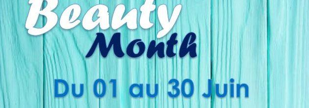 BEAUTY MONTH – JUIN