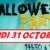 👿 HALLOWEEN PARTY- JEUDI 31 OCTOBRE – 14H30 à 16H30 🎃