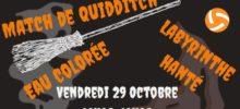 HALLOWEEN PARTY – VENDREDI 29 OCTOBRE